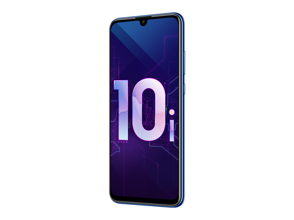 Смартфон HONOR 10i (51093SKQ) Blue HiSilicon Kirin 710 (2.2)/4 Gb/128 Gb/6.21 (2340 x 1080)/DualSim/LTE/NFC/BT 4.2/Android 9.0 смартфон