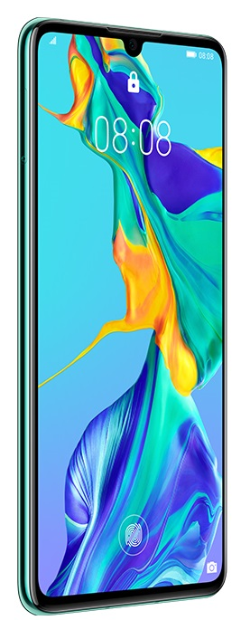 Смартфон Huawei P30 Aurora Kirin 980(2.6)/128 Gb/6 Gb/6.1 (2340x1080)/DualSim/3G/4G/BT/Android 9.0 смартфон huawei p30 6gb 128gb aurora