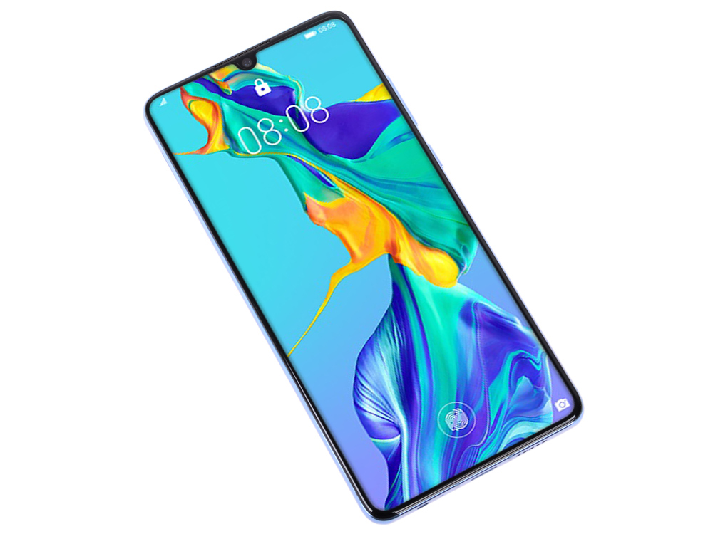 Смартфон Huawei P30 Aurora Kirin 980(2.6)/128 Gb/6 Gb/6.1 (2340x1080)/DualSim/3G/4G/BT/Android 9.0 смартфон meizu m6т 32gb m811h blue mediatek mt6750 1 5 32 gb 3 gb 5 7 1440x720 dualsim 3g 4g bt android 7 0