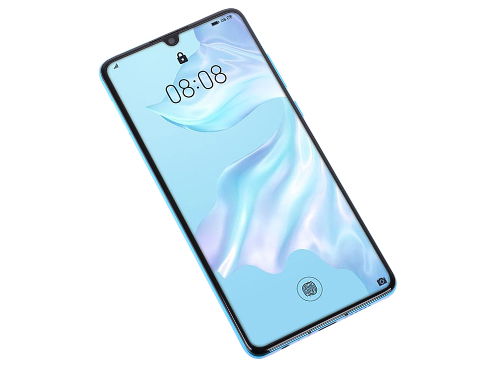 Смартфон Huawei P30 Breathing Crystal Kirin 980(2.6)/128 Gb/6 Gb/6.1 (2340x1080)/DualSim/3G/4G/BT/Android 9.0 смартфон meizu m6т 32gb m811h blue mediatek mt6750 1 5 32 gb 3 gb 5 7 1440x720 dualsim 3g 4g bt android 7 0