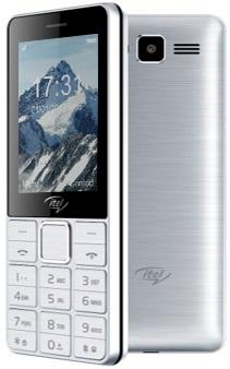 Мобильный телефон Itel IT5630 Silver/серебристый Spreadtrum SC66531/64 Gb/64 Mb/2.8 (320 x 240)/DualSim/noLTE/noNFC/BT мобильный телефон itel it5606 black