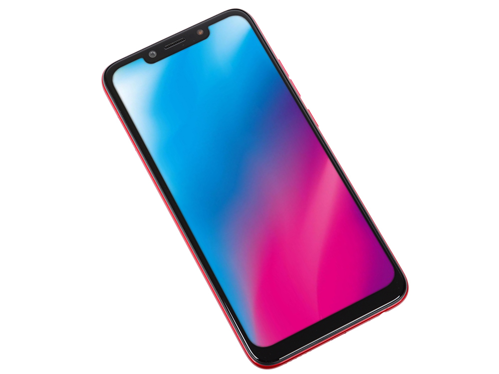 Смартфон Tecno Camon 11 (CF7) Bordeaux Red/красный Red MediaTek MT6739WW (1.5)/2 Gb/16 Gb/6.2 (1500 x 720)/DualSim/LTE/BT/Android 8.1 roll matting color red dimensions 8 x 2 yd model 659101