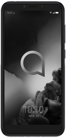 Смартфон Alcatel 1S (5024D) Metallic Black/ Черный Spreadtrum SC9863(1.6)/3 Gb/32 Gb/5.5 (1440 x 720)/DualSim/LTE/noNFC/BT/Android 9.0 jimmy choo illicit flower туалетная вода тестер 100 мл