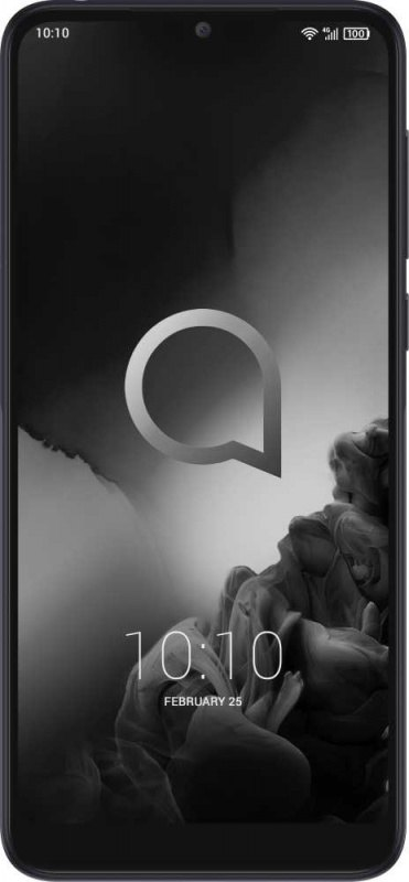 Смартфон Alcatel 3L 2019 5039D Anthracite Black Qualcomm Snapdragon 429 (2.0)/2 Gb/16 Gb/5.94 (1560 x 720)/DualSim/LTE/noNFC/BT/Android 8.1 смартфон huawei p smart z black hisilicon kirin 710f 2 2 4 gb 64 gb 6 59 2340 x 1080 dualsim lte nfc bt 4 2 android 9 0