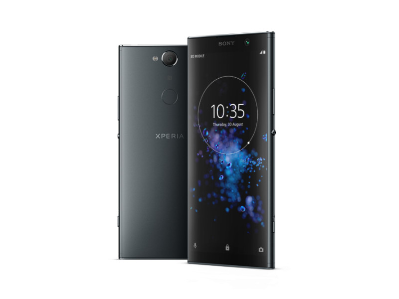 Смартфон Sony Xperia XA2 Plus Dual (H4413) Black Qualcomm Snapdragon 630 (2.2)/4 Gb/32 Gb/6 (2160 x 1080)/DualSim/LTE/NFC/BT 5.0/Android 8.0 смартфон sony xperia xa1 dual розовый 5 32 гб lte wi fi gps 3g nfc g3112pink