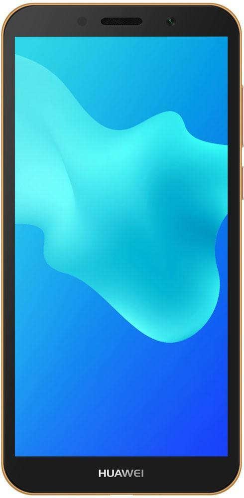 Смартфон Huawei Y5 2018 Lite коричневый 5 16 Гб LTE Wi-Fi GPS 3G смартфон sony xperia xa1 dual белый 5 32 гб lte wi fi gps 3g nfc