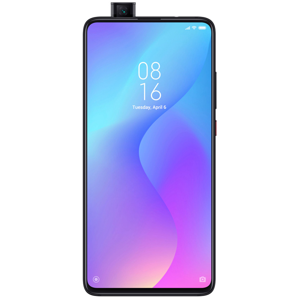 Смартфон Xiaomi Mi 9T Carbon Black (M1903F10G) Qualcomm Snapdragon 730 (Восьмиядерный, Kryo 470, 64-битный, 8 нм, до 2200 МГц)/6 Gb/64 Gb/6.39