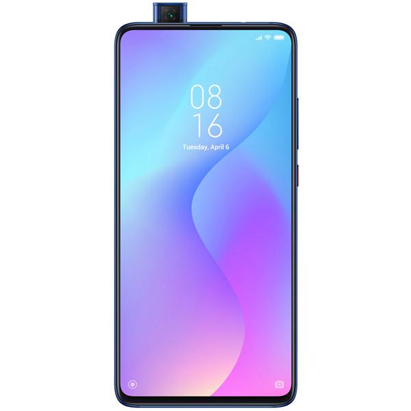 Смартфон Xiaomi Mi 9T M1903F10G Glacier Blue Qualcomm Snapdragon 730 (2.2)/6 Gb/64 Gb/6.39 (2340 x 1080)/DualSim/LTE/NFC/BT/Android 9.0
