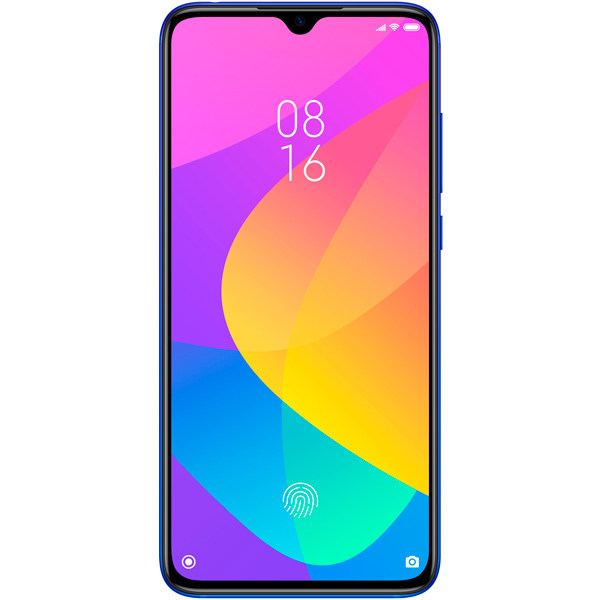 Смартфон Xiaomi Mi 9 Lite Aurora Blue (M1904F3BG) Qualcomm Snapdragon 710 (2.2)/6 Gb/128 Gb/6.39 (2340 x 1080)/DualSim/LTE/NFC/BT/Android 9.0 смартфон sony xperia xz2 h8266 liquid black snapdragon 845 2 8 4 gb 64 gb 5 7 2160 x 1080 dualsim lte nfc bt 5 0 android 8 0