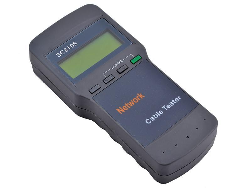 Тестер кабеля 5bites LY-CT014 для UTP/STP RJ45 BNC RJ11/12
