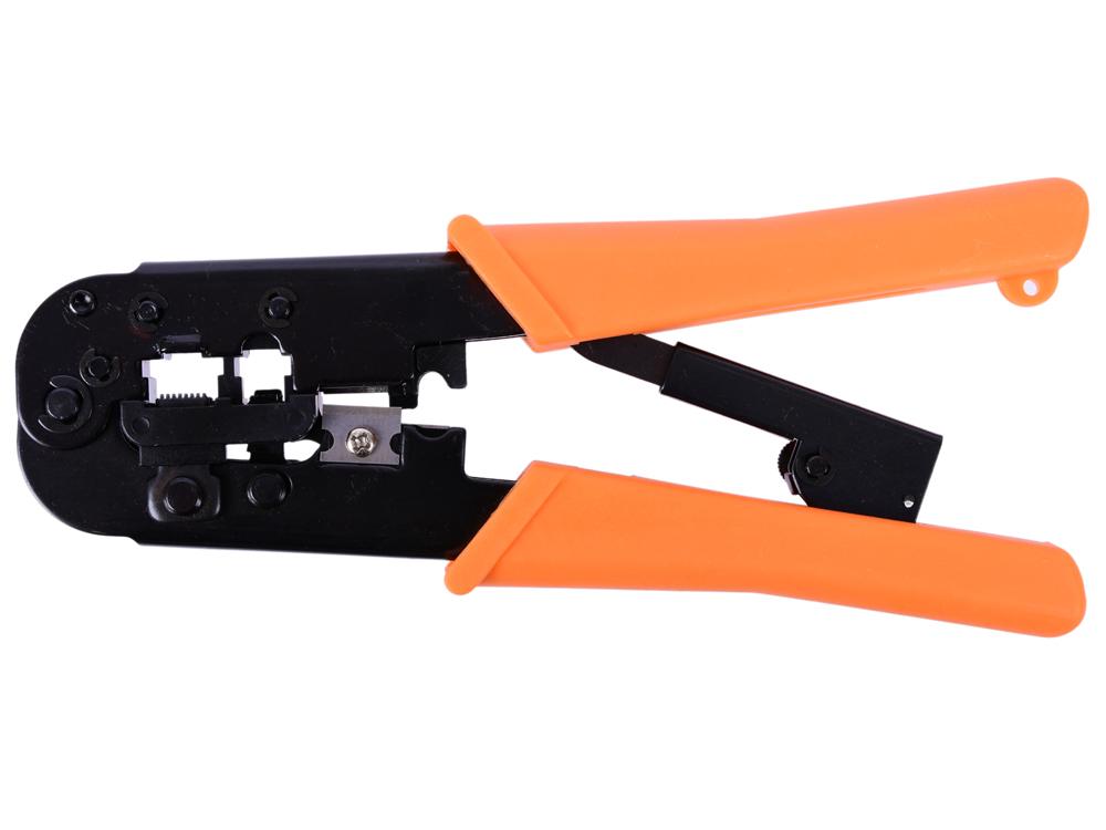 Фото - Клещи для обжима 5bites LY-T568R для 8P8C 6P6C с фиксатором клещи для обжима телефонных наконечников archimedes norma