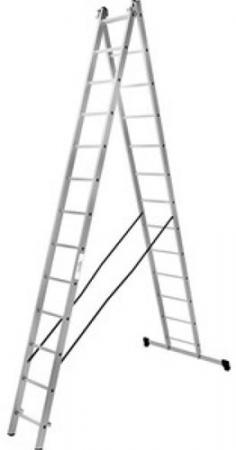 Олимп Лестница двухсекционная 2x13 1220213A
