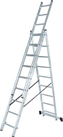 Олимп Лестница трехсекционная 3x11 1230311A