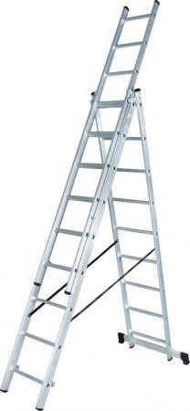 Олимп Лестница трехсекционная 3x8 1230308A