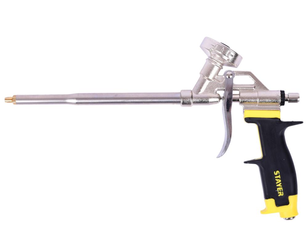 Пистолет для монтажной пены STAYER PROFESSIONAL PROGun 06861_z01