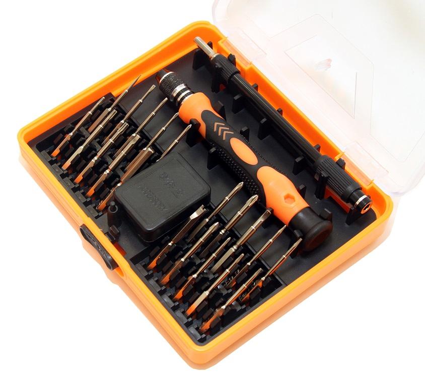 Отвертка с набором насадок 5bites TK002, 23 ПРЕДМЕТА smartbuy отверткаснабором