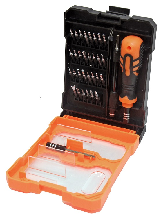 Отвертка с набором насадок 5bites TK008, 34 ПРЕДМЕТА smartbuy отверткаснабором