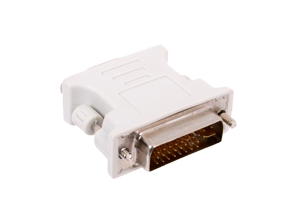 Адаптер ORIENT C393/C393(N), DVI-I (24+5)M -VGA 15F адаптер orient c307 displayport m dvi f длина 0 2 метра черный