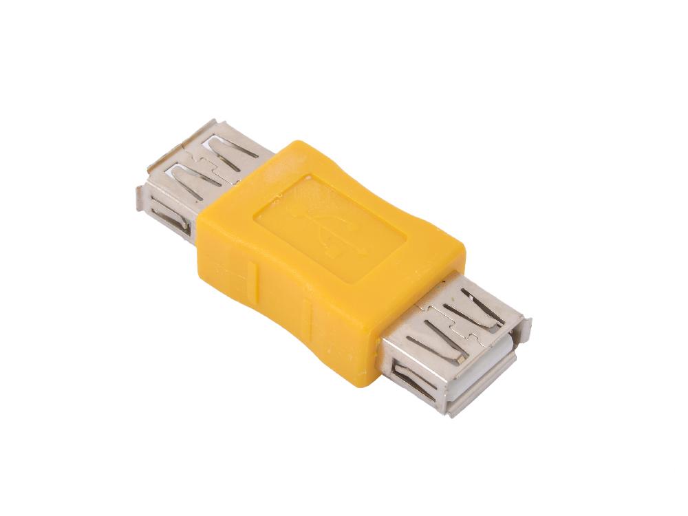 Переходник USB 2.0 AF/AF VCOM (VAD7901/CA408) цены