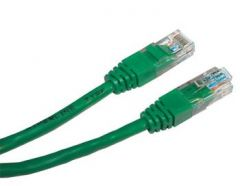 цена на Патч-корд литой Neomax NM13001-005G UTP 0.5м, кат. 5е - зеленый