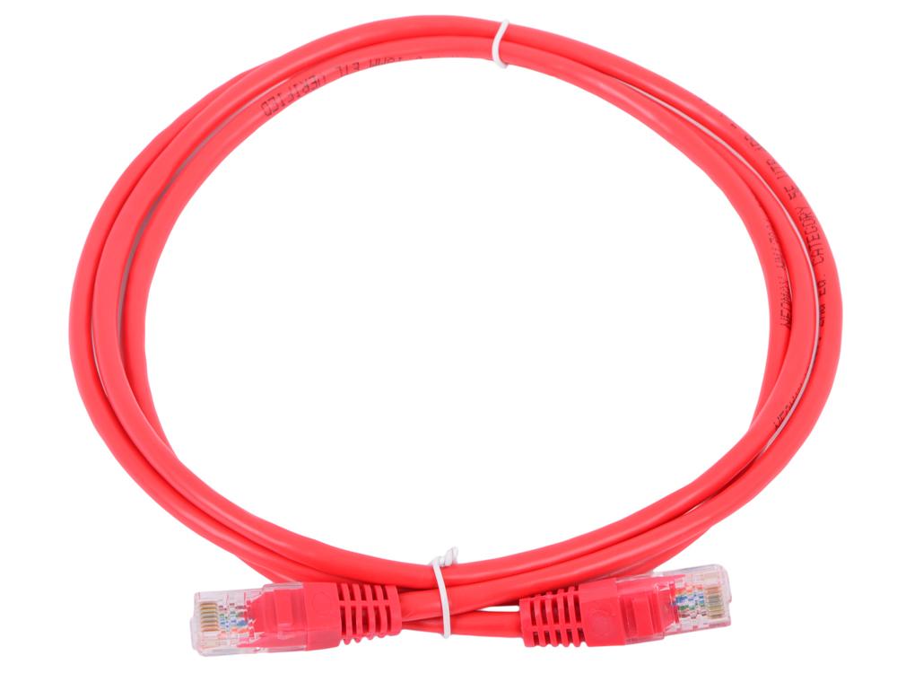 Фото - Патч-корд литой Neomax NM13001-015R Neomax UTP 1.5 м, кат. 5е - красный модуль информационный brand rex cat6plus c6cjaku012 keystone rj45 кат 6 черный utp 110 idc