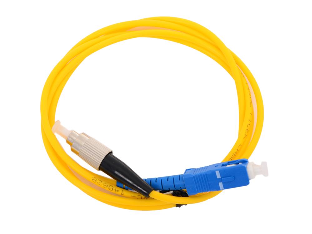 Оптический шнур FC-SC 1м, UPS, одномодовый Vcom VSU102-1M Simplex sc freiburg 1 fc nürnberg