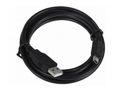 Кабель USB2.0 Am--mini-B 5P 1.8м ,TV-COM USB110G-1.8M кабель