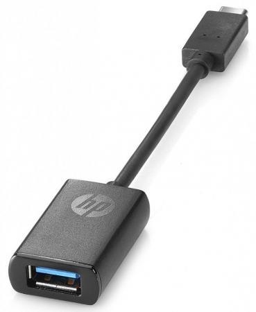 Переходник USB-C - USB 3.0 HP P7Z56AA переходник rs232 usb
