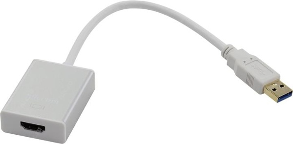 Фото - Адаптер Telecom TA700 (USB 3.0 - HDMI-F display adapter) адаптер для автокресла seed papilio maxi cosi car seat adapter black white