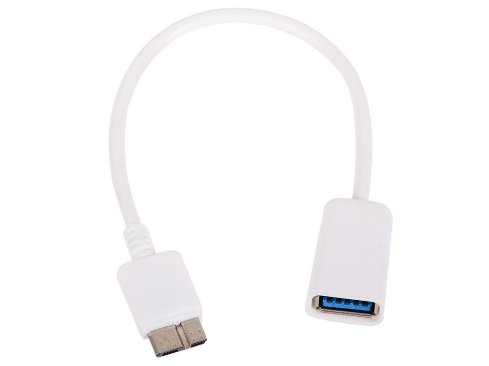 Кабель-переходник OTG MicroUSB_3.0 - USB_3.0-Af VCOM (CU304) цена и фото