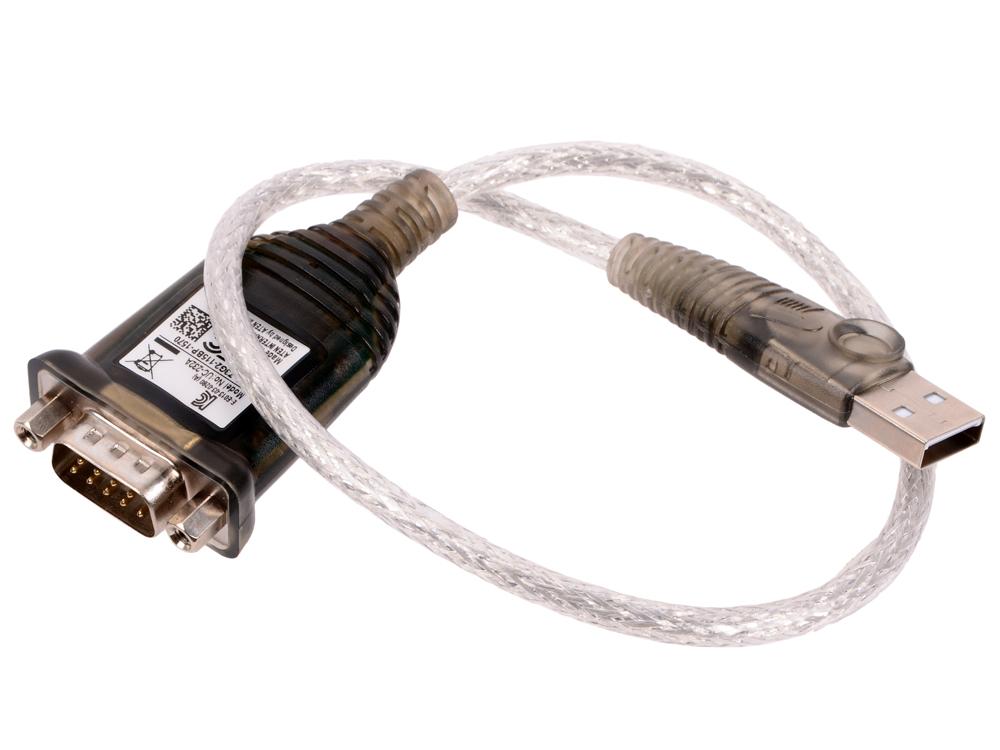 Фото - Кабель-переходник USB AM-COM RS232 DB 9 ATEN UC232A-В кабель