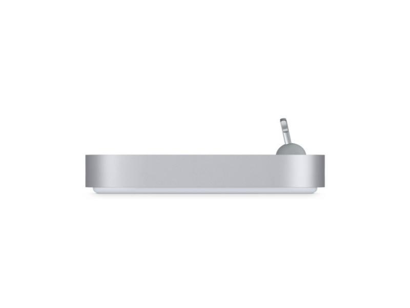 Док-станция Apple Dock для iPhone Lightning Spaсe Gray ML8H2ZM/A док станция для медиаплеера upvel um 514c