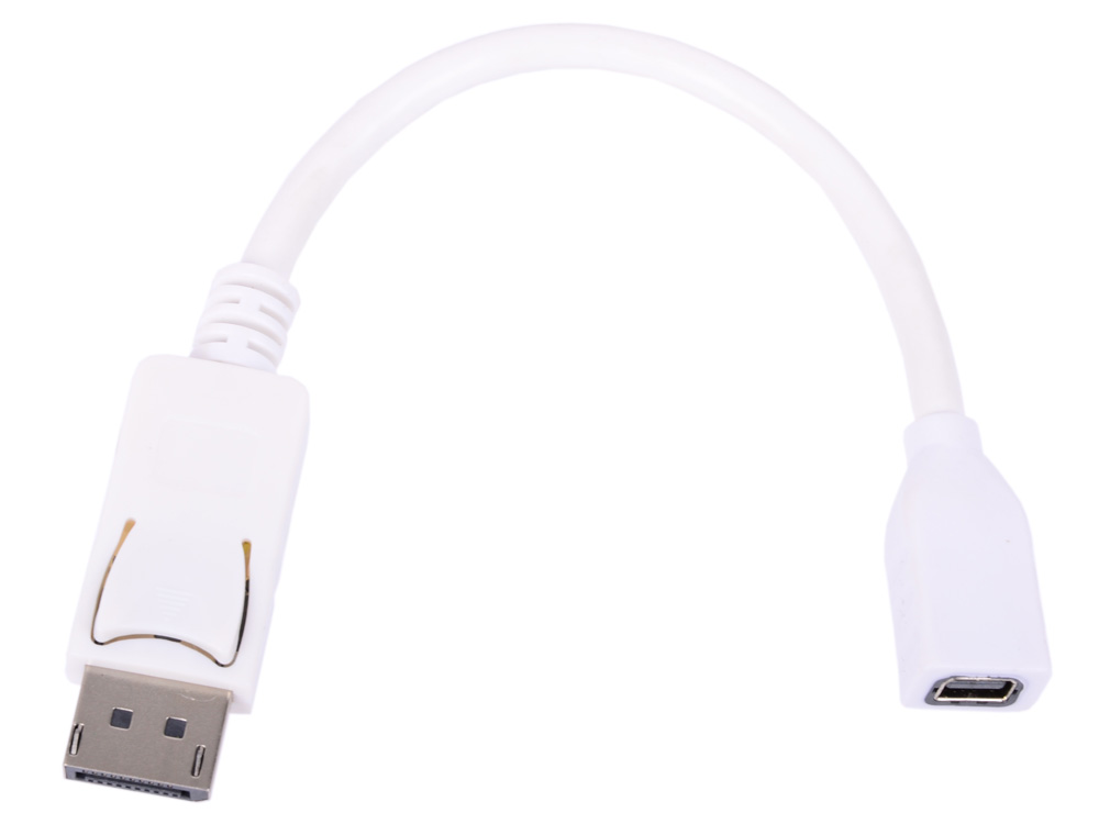 Фото - Переходник Mini DisplayPort - DisplayPort Cablexpert A-mDPF-DPM-001-W 0.1 м белый william lily a short introduction to grammar by w lily cropped