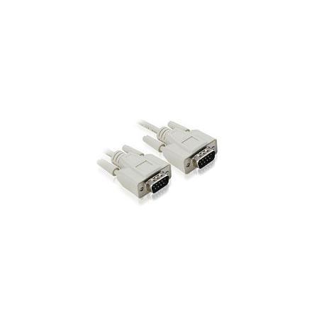Кабель COM RS-232 1.8m 9F / 9F Greenconnect Premium GC-DB9CM2M-1.8m кабель удлинитель com порта gembird cc 133 6 9m 9f 1 8м