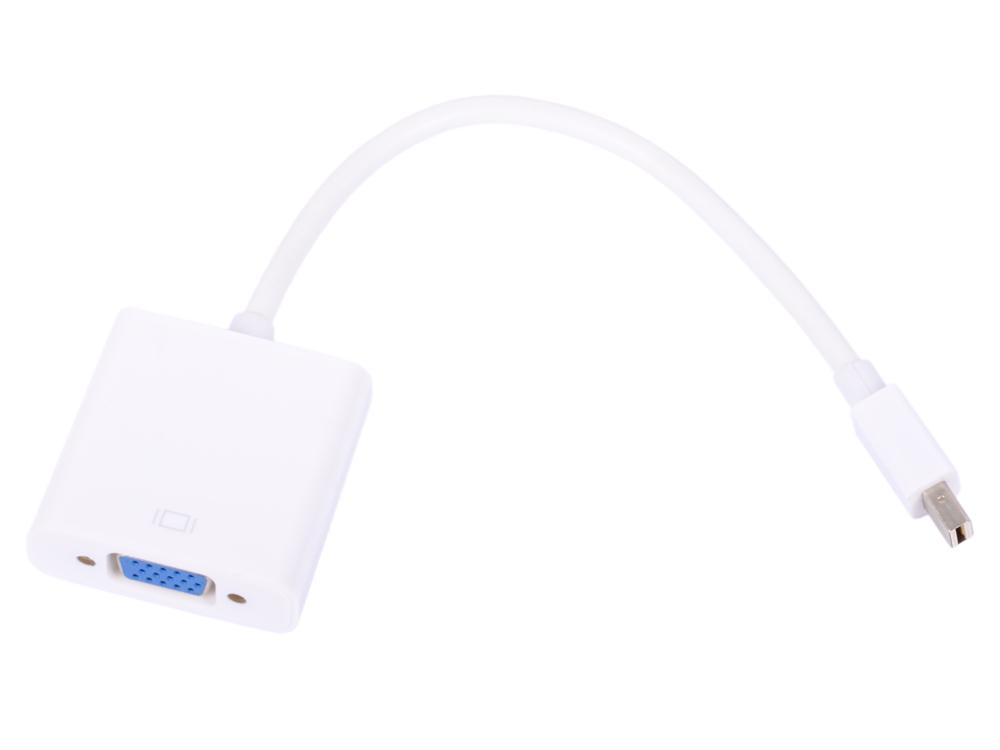 Фото - Переходник miniDisplayPort - VGA 5bites AP-016 0.15 м переходник