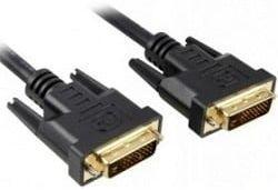 Кабель DVI Exegate EX257294RUS 1.8 м позолоченные контакты кабель mini displayport hdmi hama h 53220 1 5 м позолоченные контакты белый