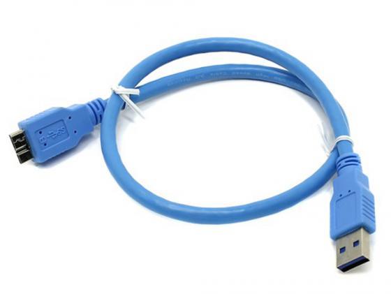 Кабель USB 3.0 AM-microBM 1.0м 9pin 5bites UC3002-005 кабель usb 2 0 am micro5pin 0 5м 5bites uc5002 005