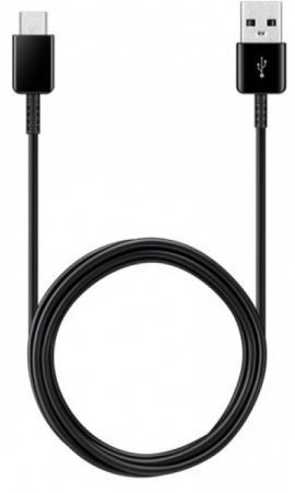 Кабель Samsung EP-DG930IBRGRU USB Type-C-USB 2.0 черный 1.5м
