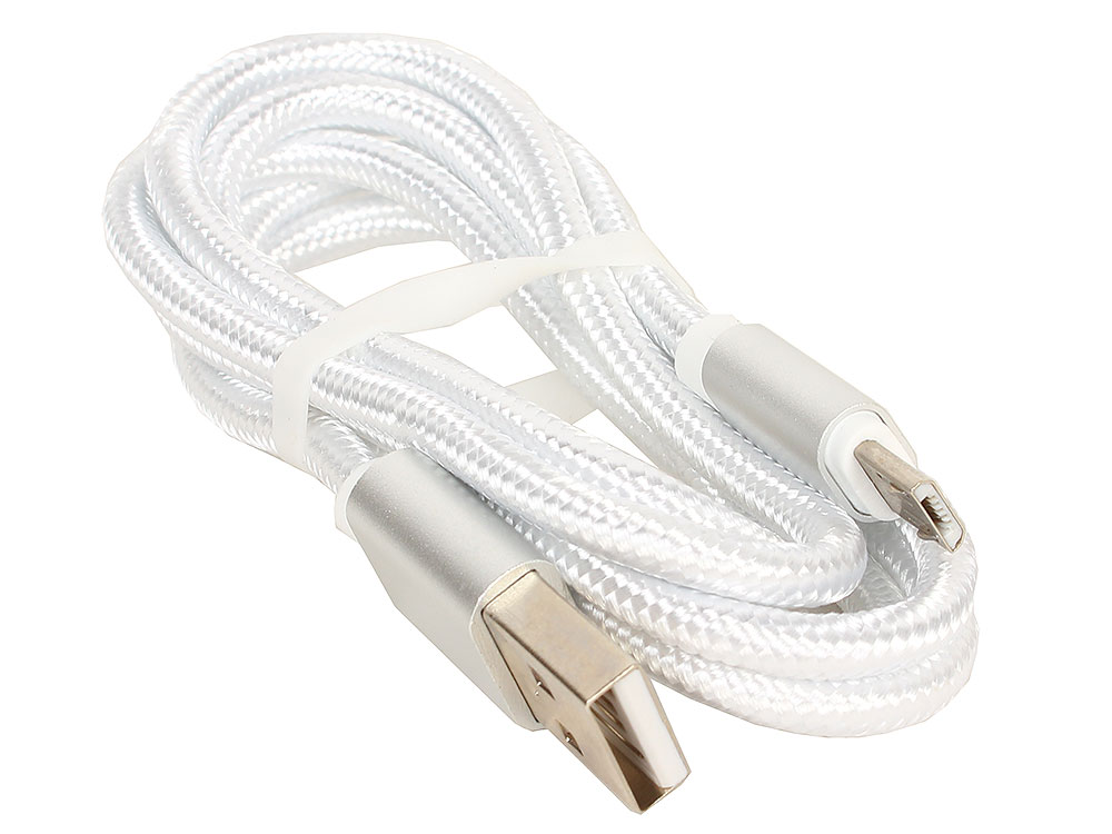 Фото - Кабель USB/micro USB Jet.A JA-DC21 1м белый (в оплётке, поддержка QC 3.0, пропускная способность 2A) albert schweitzer kultuur ja eetika