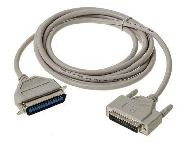 Фото - Кабель Bitronix DB25 (m)/CN36 (m) 3м кабель
