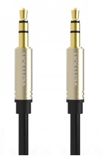 цены Кабель соединительный 0.5м Vention 3.5 Jack (M) - 3.5 Jack (M) P360AC-B050