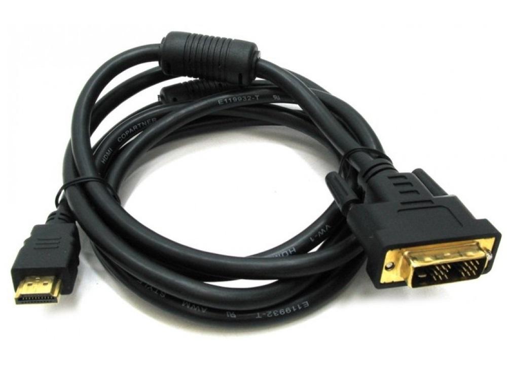 Фото - Кабель HDMI - DVI-D Rexant 17-6304 тестер пробник rexant r 19 190 мм