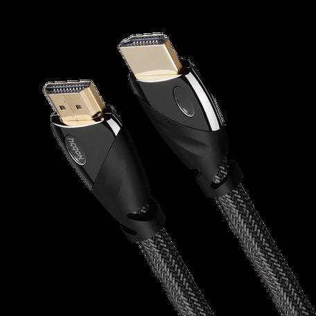 Кабель HDMI-HDMI Nobby Expert v2.0, 2 м., NBE-HC-20-01 кабель nobby expert type c 1 м 2а красн nbe dc c 01