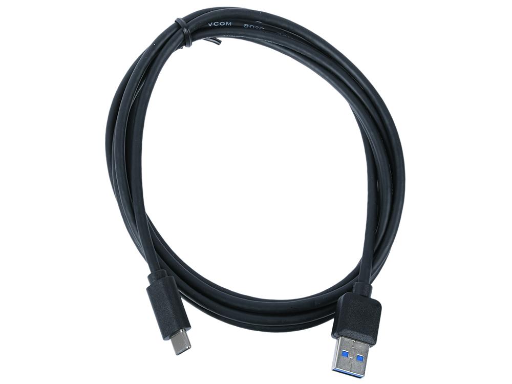 Кабель-адаптер USB 3.1 Type-Cm -- USB 3.0 Am, 2м VCOM CU401-2M цены онлайн