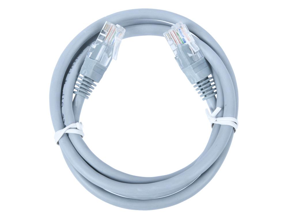 все цены на Патч-корд литой Telecom NA102-UTP-C6-1M UTP кат.6 1 м онлайн