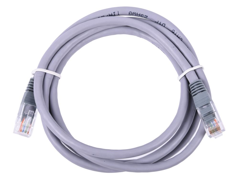 Фото - Патч-корд литой Telecom NA102-UTP-C6-1.5M UTP кат.6 1,5 м модуль информационный brand rex cat6plus c6cjaku012 keystone rj45 кат 6 черный utp 110 idc