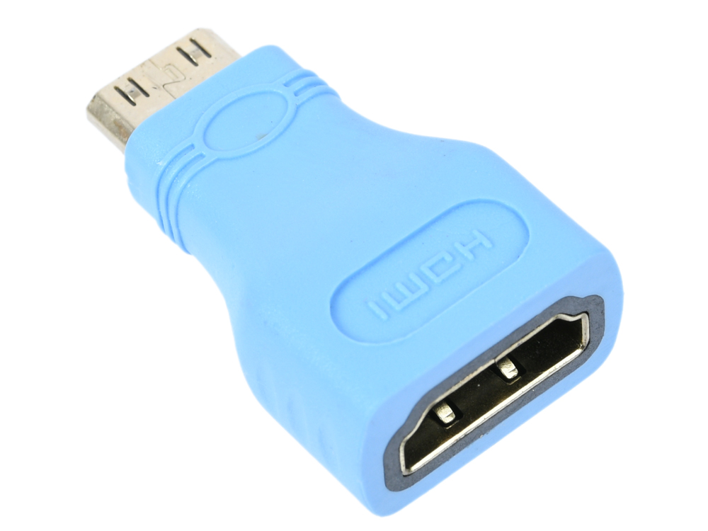 Фото - Переходник HDMI - mini HDMI Greenconnect GCR-50937 переходник hdmi mini hdmi greenconnect gcr 50937