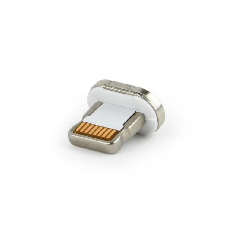 Адаптер lightning Cablexpert CC-USB2-AMLM-8P для магнитного кабеля, коробка все цены