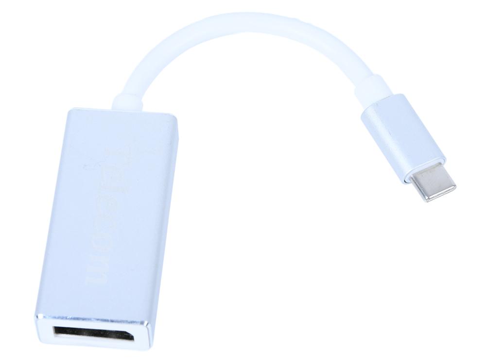 Кабель-адаптер USB3.1 Type-C - DP TelecomTUC025 vention usb3 1 type c адаптер переходник зарядный кабель для телефона