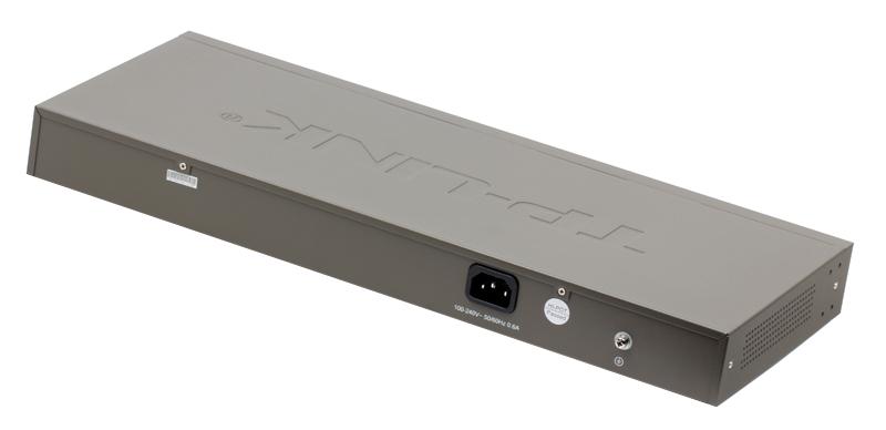 Коммутатор TP-LINK TL-SG1024 24-портовый гигабитный монтируемый в стойку коммутатор коммутатор tp link tl sg1048 48 портовый гигабитный монтируемый в стойку коммутатор